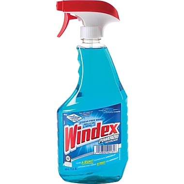 Assorted Windex Cleaning Products