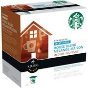 Starbucks® Decaf House Blend Coffee K-Cup Refills