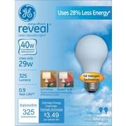 Halogen A-Line Bulb, A19, 325 lm, 2/Pk