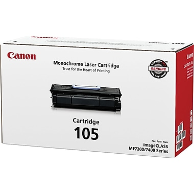 Canon 105 Black Toner Cartridge (0265B001AA)