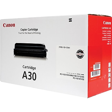 Canon A30 Black Toner Cartridge (1474A002AA)