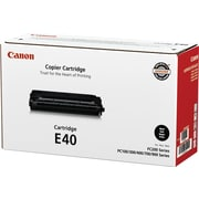 Canon E40 Black Toner Cartridge (1491A002), High Yield