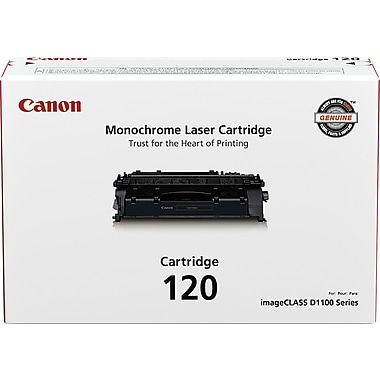 Canon CRG-120 Black Toner Cartridge (2617B001AA)