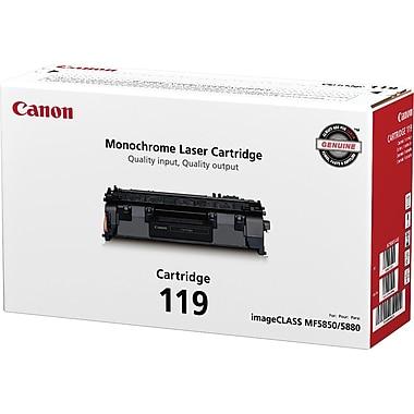 Canon 119 Black Toner Cartridge (3479B001)
