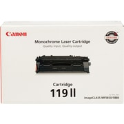 Canon 119 II Black Toner Cartridge (3480B001), High Yield