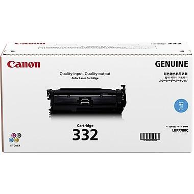 Canon 332 Cyan Toner Cartridge (6262B012AA)