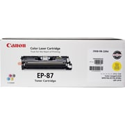 Canon EP-87Y Yellow Toner Cartridge (7430A005AA)