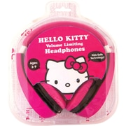 Sakar Hello Kitty Over-Ear Headphones