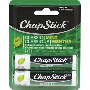 ChapStick® Classic, Mint, 2/Pack