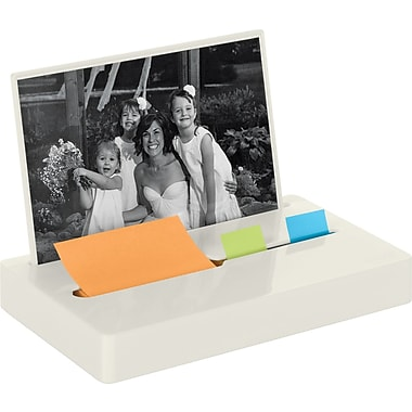 Post-it® Pop-up Photo Frame Combo Dispenser, White