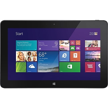 Dell Venue 11in. 64GB, Black Tablet