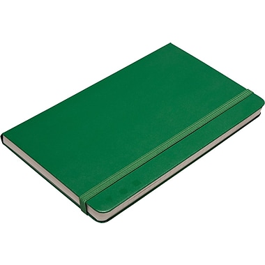 Moleskine Folio Professional Notebook, Large, Oxide Green, 5in. x 8-1/4in.