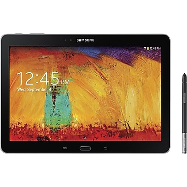 Samsung Galaxy Note 2014 Edition 10.1in. 16GB Refurbished Tablet, Black