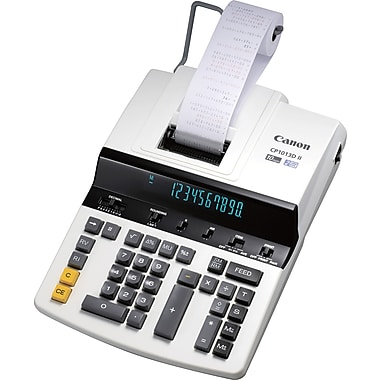 Canon CP1013DII 10 Digit Commercial Desktop Calculator