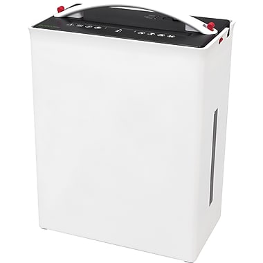 GoECOLife 10-sheet White Compaction Cross-cut Shredder