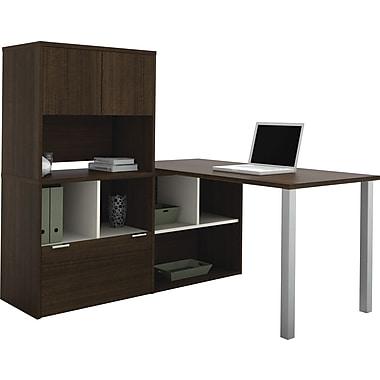 Bestar 50850-78 Desk, Tuxedo