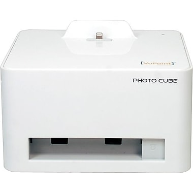 Vupoint IP-P28-VP Photo Cube Compact Photo Printer