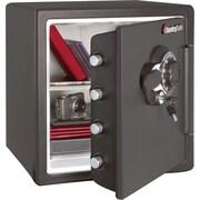 SentrySafe® SFW123DSB Combination Fire-Safe