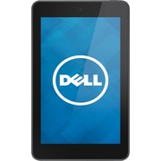 Dell Venue 7 16GB, Black Tablet