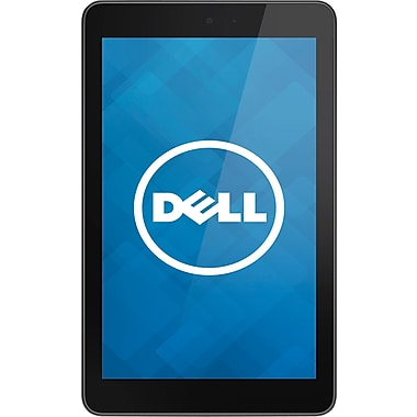 Dell Venue 8in. 32GB, Black Tablet