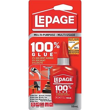 LePage® 100% Glue, 50 ml