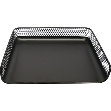 Omaha Stacking Letter Tray, Black