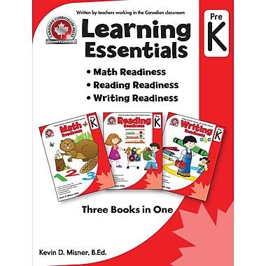Canadian Curriculum Press Bind Up Workbook, Pre-K