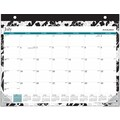 2014/2015 AT-A-GLANCE® Madrid Desk Pad, 21 3/4in. X 17in.