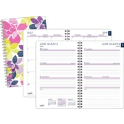 2014/2015 Staples® Recycled Academic Weekly/Monthly Planner, 5 1/2 x 8 1/2
