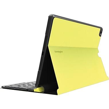 Kensington – Étui KeyFolio Exact pour iPad Air, chartreuse