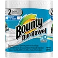 Bounty DuraTowel Select-A-Size Paper Towels, 2-Ply, 2 Plus Rolls/Pack