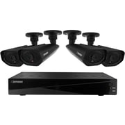 Defender® Sentinel Pro 2TB Widescreen 4CH Security DVR with 4 Surveillance Cameras