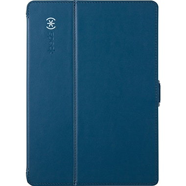 Speck StyleFolio iPad Air Case, Deep Sea Blue/Nickel Grey