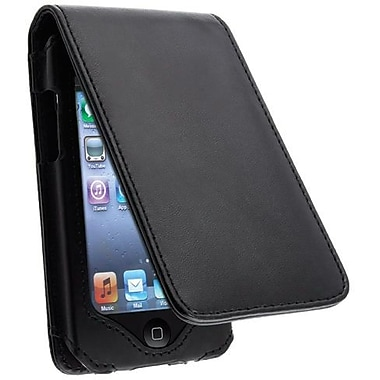BasAcc Case with Belt Loop for Apple iPod Touch 2nd / 3rd Generation, Black