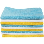 Microfiber Cleaning Cloths, 24/Pack