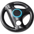 Steering Wheel Controller for Nintendo Wii, Black
