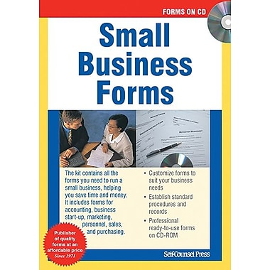 Self Counsel Press Small Business Forms
