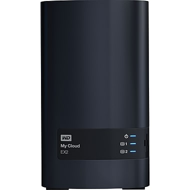 WD My Cloud EX2 6TB Personal Cloud Storage