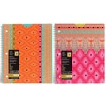 Studio C Taj Mahal 1-Subject Notebook, 10 1/2in. x 8 1/2in., 2/Pack