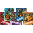 Nickelodeon Teenage Mutant Ninja Turtles 2-Pocket Paper Folder