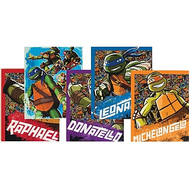 Nickelodeon™ Teenage Mutant Ninja Turtles 2-Pocket Paper Folder