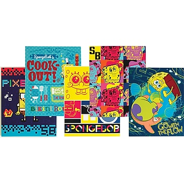 Nickelodeon™ SpongeBob SquarePants 2-Pocket Paper Folder