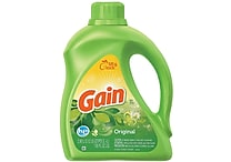 Gain® HE Liquid Laundry Detergent, Original , 100 oz.