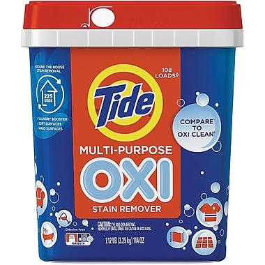 Tide Oxi Multi-Purpose Stain Remover, 114 oz.