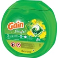 Gain Flings 3 In 1 Laundry Detergent, Original, 72 ct