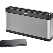 Bose Soundlink Bluetooth Speaker III, Silver
