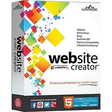 Summitsoft® - Logiciel Website Creator™