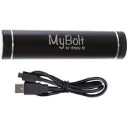iEnjoy MyBolt Portable USB Flash Charger, Black