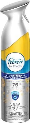 Febreze Air Effects Air Freshener Spray, Allergen