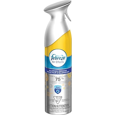 Febreze® Air Effects Spray, Allergen Reducer, 9.7 oz.